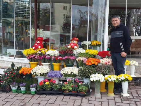Çiçekçi Seyit Aksuna